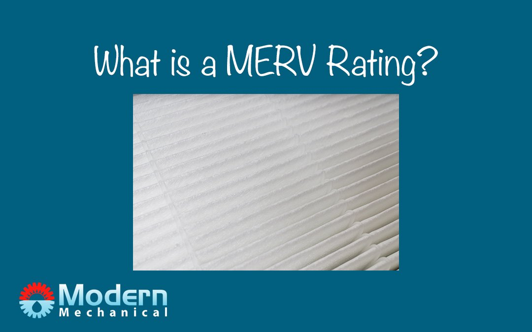 Use MERV Ratings To Select A High-Performance Filter