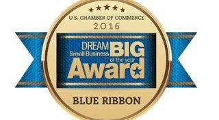 US Chamber of Commerce Dream Big Award