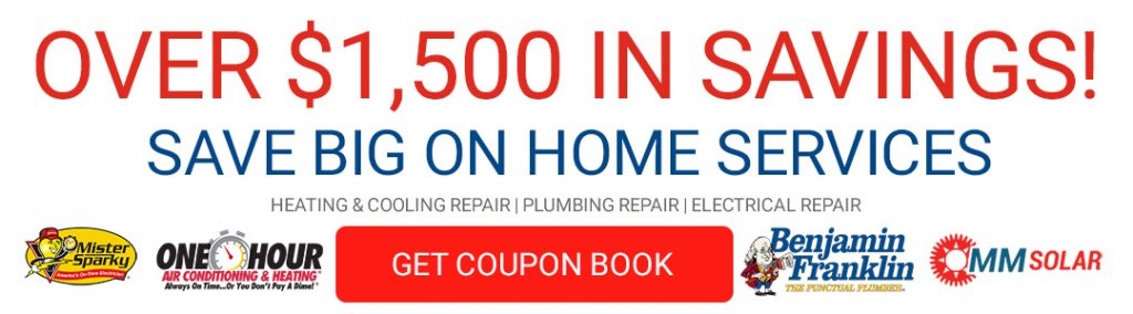 HVAC Plumbing Electrical Repair 1500 in savings