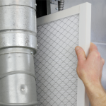 Keep the path of airflow in your homes HVAC system clean and filtered