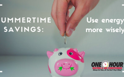 Summertime Savings: How to use energy wisely during the hot summer months