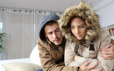 Wall-To-Wall Warm: Keeping Temps Constant Throughout Your Home This Winter