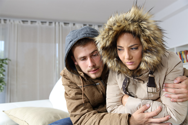 Keep Temps Constant Throughout Your Home This Winter