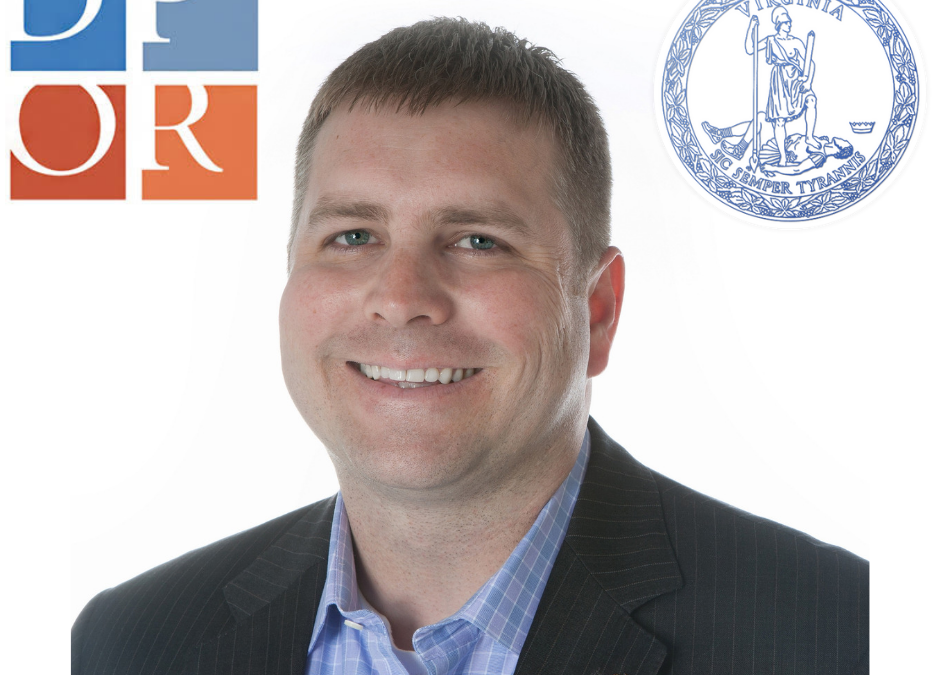 Virginia Govenor Appoints Shawn Mitchell to Virginia Board For Contractors